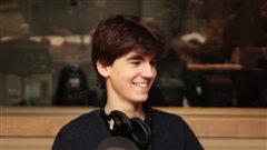 Rapha�l Grenier-Beno�t |�Radio-Canada / Philippe Couture