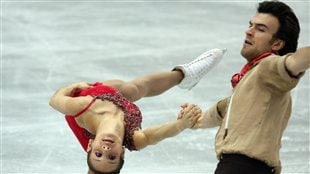 Meagan Duhamel et Eric Radford