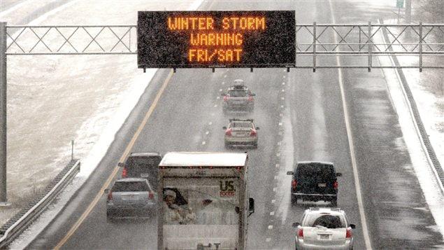 Des véhicules à Springfield au Massachusetts