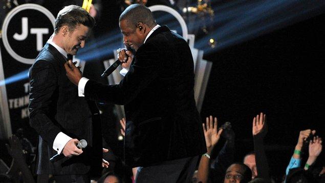 Justin Timberlake et Jay-Z