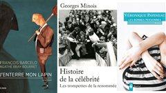 Les trois livres lus cette semaine par Daniel Turcotte, Thomas Hellmann et �milie Dubreuil