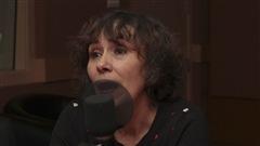 La journaliste et r�alisatrice Marie-Monique Robin.