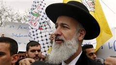 Le grand rabbin d'Israël, Yona Metzger