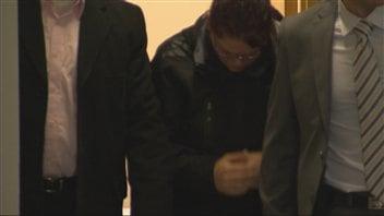 Audrey Corneau est accusée de trafic de stupéfiants.