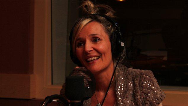Marie-Jos�e Taillefer �Radio-Canada/Marie-Sandrine Auger