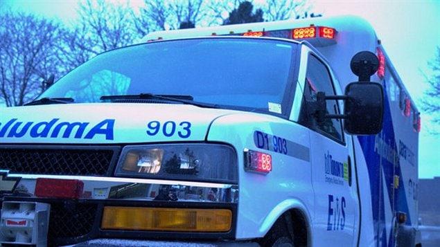 Ambulance de Toronto