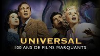Universal : 100 ans de films marquants