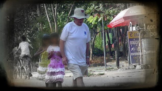 Pédophile québécois au Cambodge