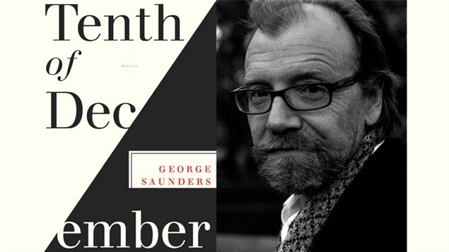 George Saunders, auteur du recueil <em>Tenth of December</em>