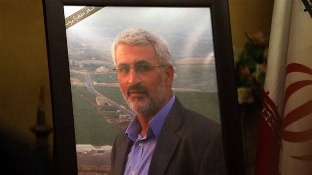 Le président de la Commission iranienne pour la reconstruction au Liban, Houssam Khoshnevis, a été tué en Syrie.