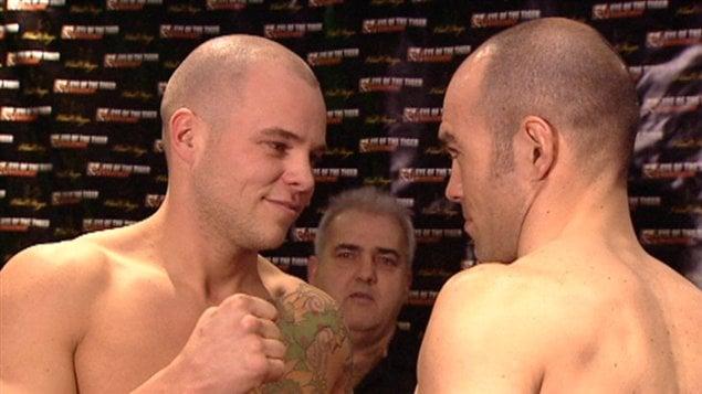 Pascal Villeneuve affrontera Nuno Lagarto dans un combat de boxe samedi soir à Gatineau.