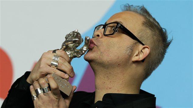 Le réalisateur québécois Denis Côté est son Ours d'argent