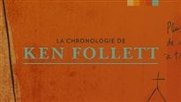La chronologie de Ken Follett