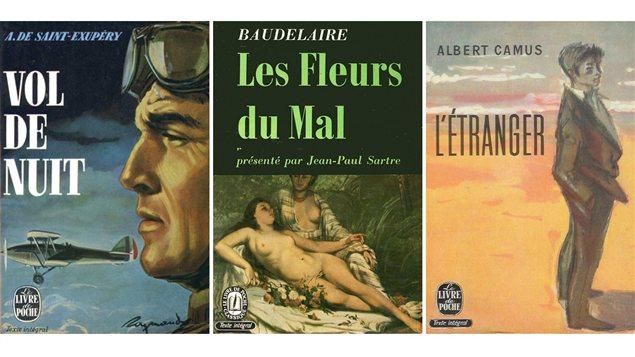 Couvertures de livres de la collection Le livre de poche