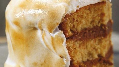 Gâteau S\u0027mores