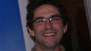 Bertrand Marcotte, un skieur disparu en Gaspésie