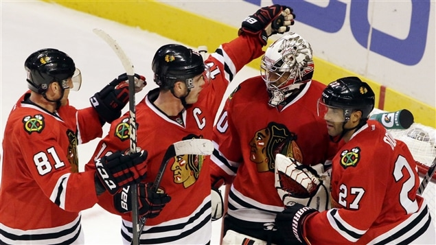Les Blackhawks de Chicago