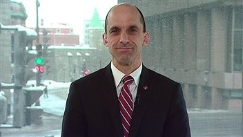 Steven Blaney, ministre des Anciens combattants et de la Francophonie