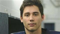 Le défenseur des Olympiques de Gatineau, Gabriel, Bourret