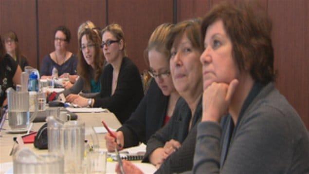 Colloque Femmes en politique