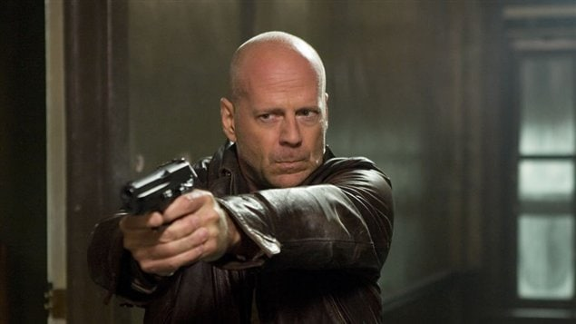 Bruce Willis dans <em>A good day to die hard</em>