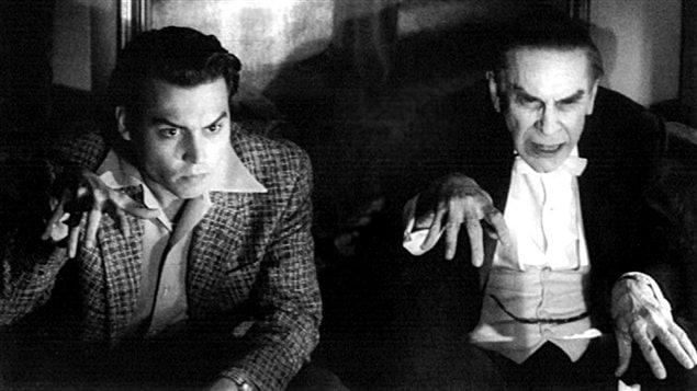 Le film <em>Ed Wood</em> de Tim Burton, un hommage à l'« Orsen Welles » des nanars.