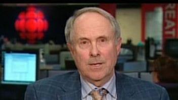 L'ancien conseiller du premier ministre du Canada, Tom Flanagan (archives)