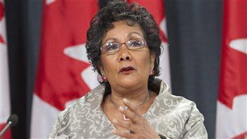 La députée du Parti libéral du Canada de Vancouver-Centre