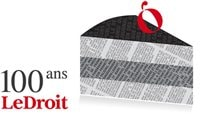 Le quotidien  LeDroit  fte ses 100 ans