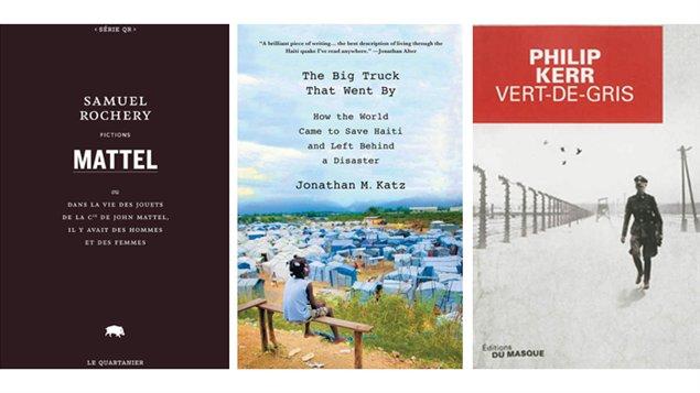 Les livres discutés par les collaborateurs de notre club de lecture en ce 4 mars 2013