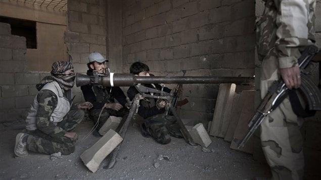 Rebeldes sirios (archivos)