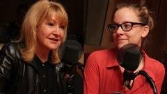 Louise Desch�telets et Catherine Girard-Audet �Radio-Canada/Marie-Sandrine Auger