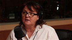 Lise Ravary  �Radio-Canada/Marie-Sandrine Auger