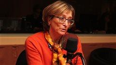 Marie Deschamps ©Radio-Canada/Marie-Sandrine Auger