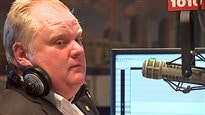 Lmission radio de Rob Ford est annule cette semaine