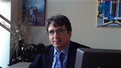 Denis Desgagné, président-directeur général du Centre de la francophonie des Amériques.