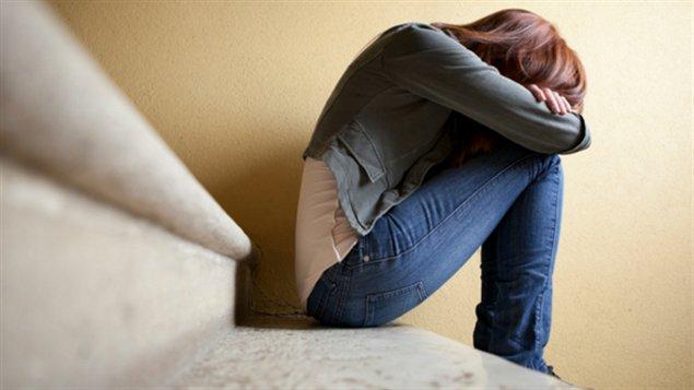 Adolescente en d�tresse