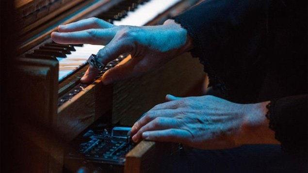 L'Ensemble d'Ondes de Montréal en concert le soir de la première mondiale du long métrage Le Chant des Ondes.