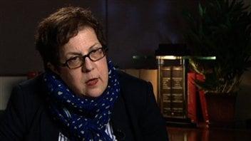 Diane Pacom, professeure titulaire de sociologie à l'Université d'Ottawa.