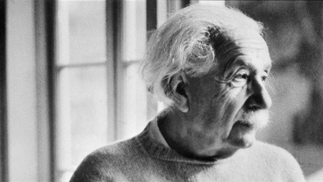 Einstein en 1954 | ©AFP