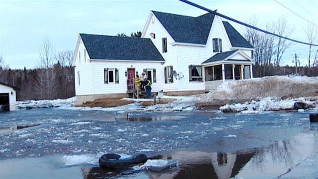 Inondation � Stanley