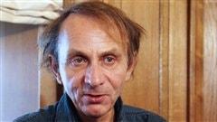 L'écrivain Michel Houellebecq