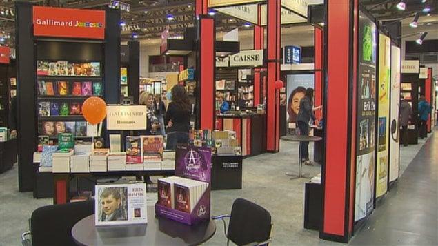 Plus de 1000 auteurs au salon international du livre de for Salon du canada