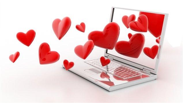 L'amour se déniche de plus en plus sur Internet, mais gare aux courriels massifs, aux propos mielleux, aux demandes d'informations personnelles insistantes en ligne, car votre interlocuteur pourrait être un malfrat tapi dans l'ombre de son clavier © iStock / 3dts
