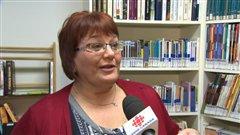 La directrice de la Maison La Pointe des Jeunes, Anne Boutin