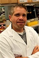Dr Hendrik Poinar, molecular evolutionary geneticist and biological anthropologist, Canada Research Chair in paleogenetics, McMaster University, Hamilton, Ontario