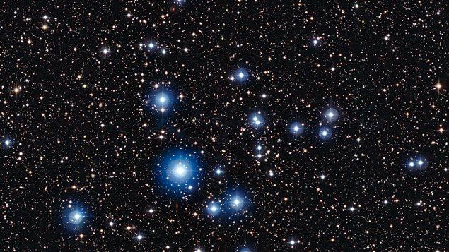 Amas NGC 2547