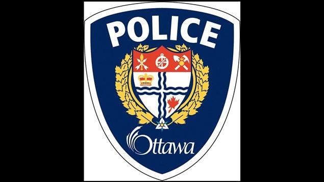 Le logo de la police d'Ottawa