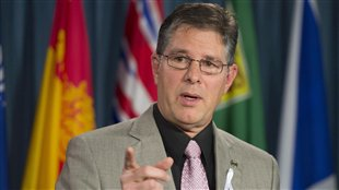 El diputado conservador Mark Warawa, de la circunscripción de Langley, en la provincia de Columbia Británica.