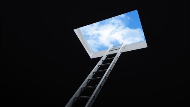 Une échelle vers le ciel